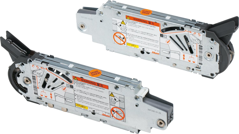 Leistungsfaktoren 20K1xx01 Blum Aventos HK-XS  für Hochklappen versch
